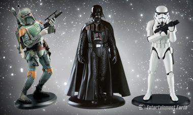 These Resin Statues Come From a Galaxy Far, Far Away