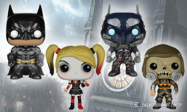 Batman Arkham Knight Pop! Vinyls