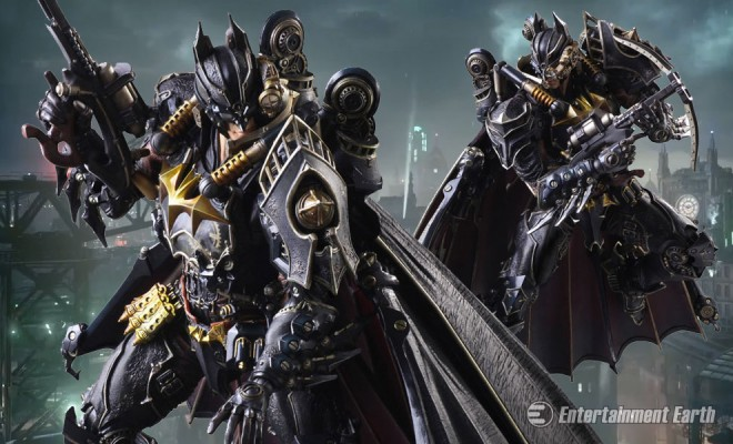 Transcend Time And Space With This Steampunk Batman Action