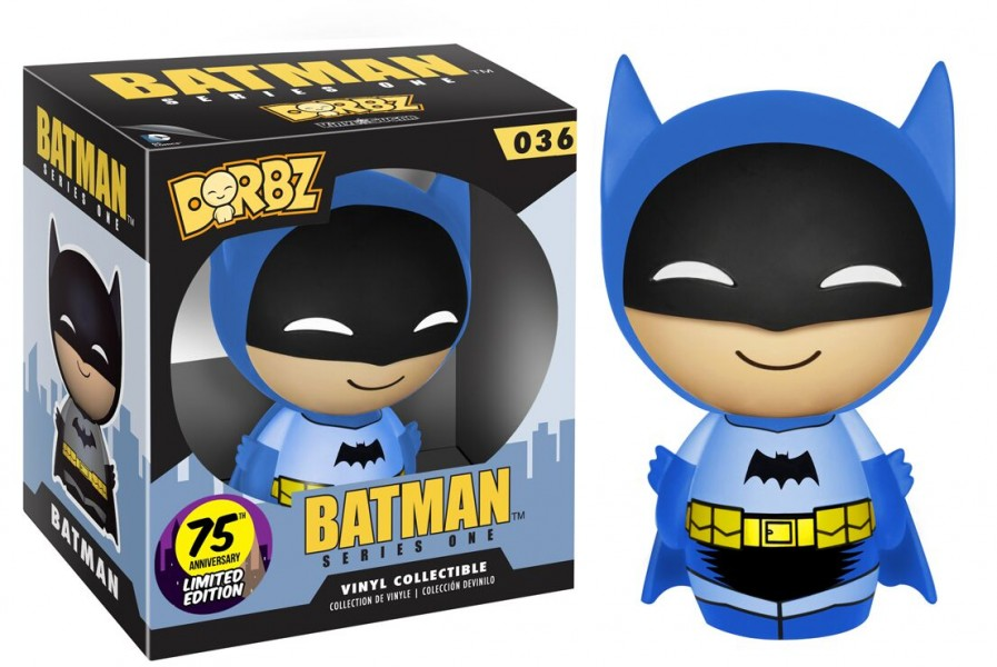 Blue Batman Dorbz