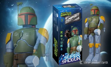 Shogun Boba Fett Vinyl Figure Is the Star Wars Collectible You've Been Looking For