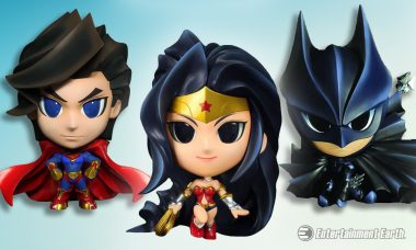 DC's Holy Trinity Gets Stylized and Adorable as Mini-Statues