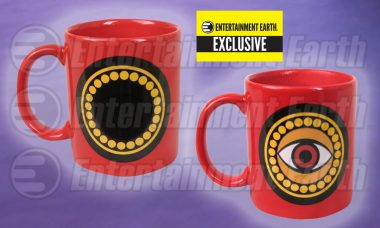 Possess the Power of the Sorcerer Supreme with Exclusive Doctor Strange Morphing Mug