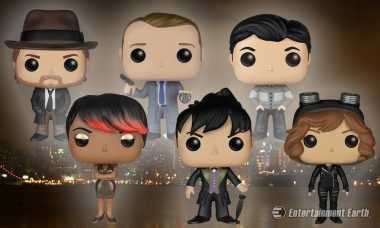 Go Back to the Start with Gotham Pop! Vinyl Figures