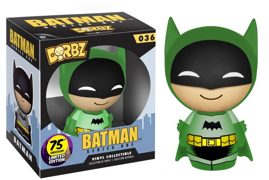 Green Batman Dorbz