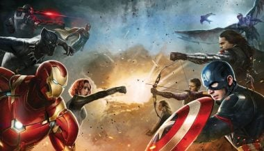 Fan Made Opening Credits for Captain America: Civil War Look Like the Real Deal