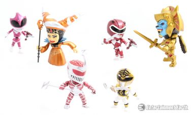 Power Rangers Face Off Against Foes as New Vinyl Figure 2-Packs from SDCC