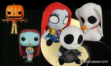 Discover Where Holidays Come from with Nightmare Before Christmas Collectibles