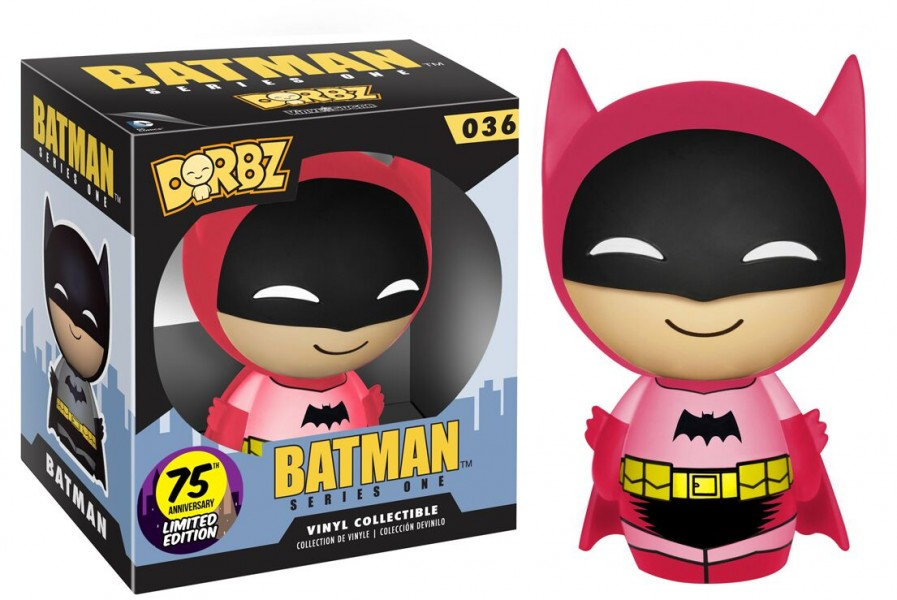 Pink Batman Dorbz
