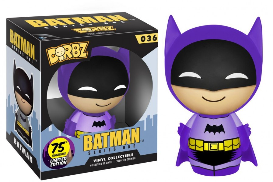 Purple Batman Dorbz