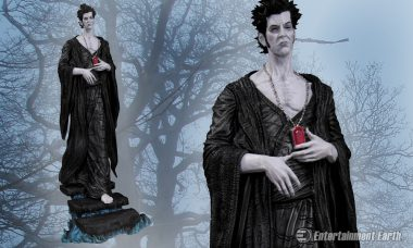 Enter the Mystical World of Dreams with Statue from Neil Gaiman's The Sandman