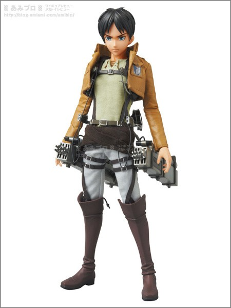 Eren Yeager Action Figure