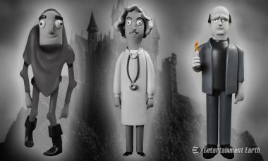 New Young Frankenstein Vinyl Idolz Are Puttin' on the Ritz