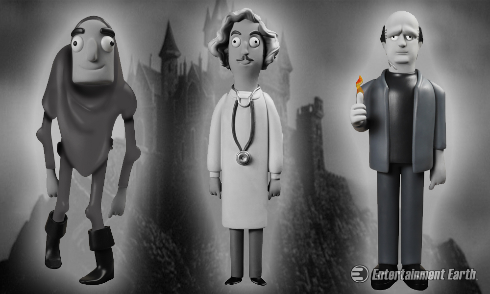 New Young Frankenstein Vinyl Idolz Are Puttin On The Ritz