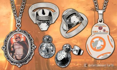 We Find Your Lack of Star Wars Jewelry Disturbing