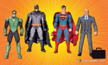 Lee Bermejo Lends His Art for New DC Collectibles Designer Series Action Figures