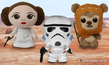 The Plush Is Strong with These Star Wars Fabrikations