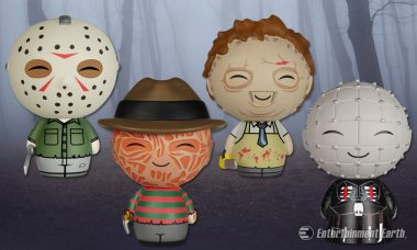 These Horror Dorbz by Funko Are a Scream