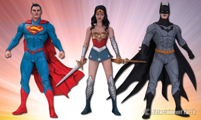 Jae Lee DC Comics Figures