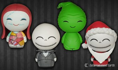 Something's Up with The Nightmare Before Christmas Dorbz