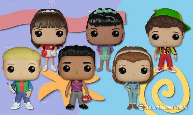 Saved by the Bell Pop! Vinyls