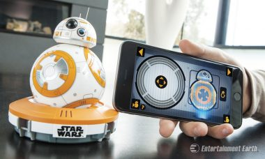 BB-8™ App-Enabled Droid™ by Sphero Is the Droid You're Looking For