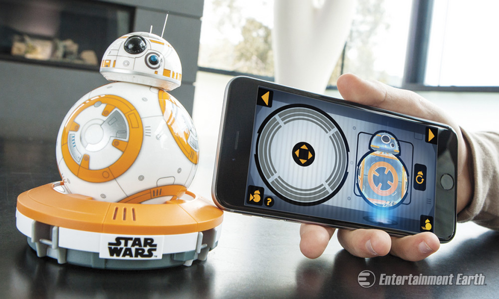 Sphero BB-8 App-Enabled Droid Review 1