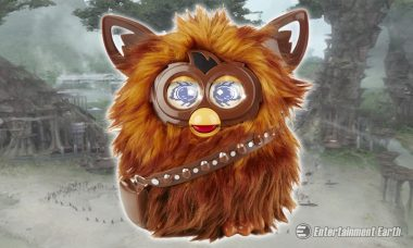 The Force Is Strong With New Hasbro Wookie Furby from Kashyyyk