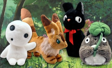 Studio Ghibli Plush