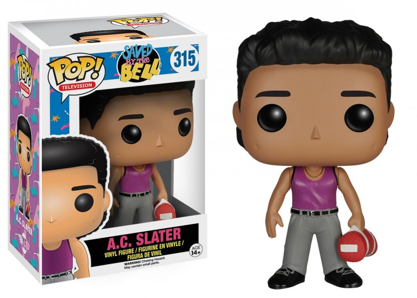 Saved by the Bell Slater Pop! Vinyl