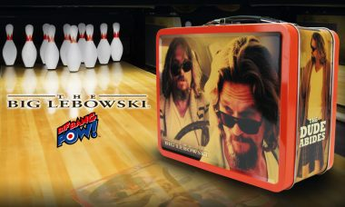 Times Like These Call for a Newly In-Stock The Big Lebowski Tin Tote