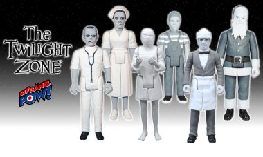 The Twilight Zone Black and White Figures Are In-Stock from Another Dimension