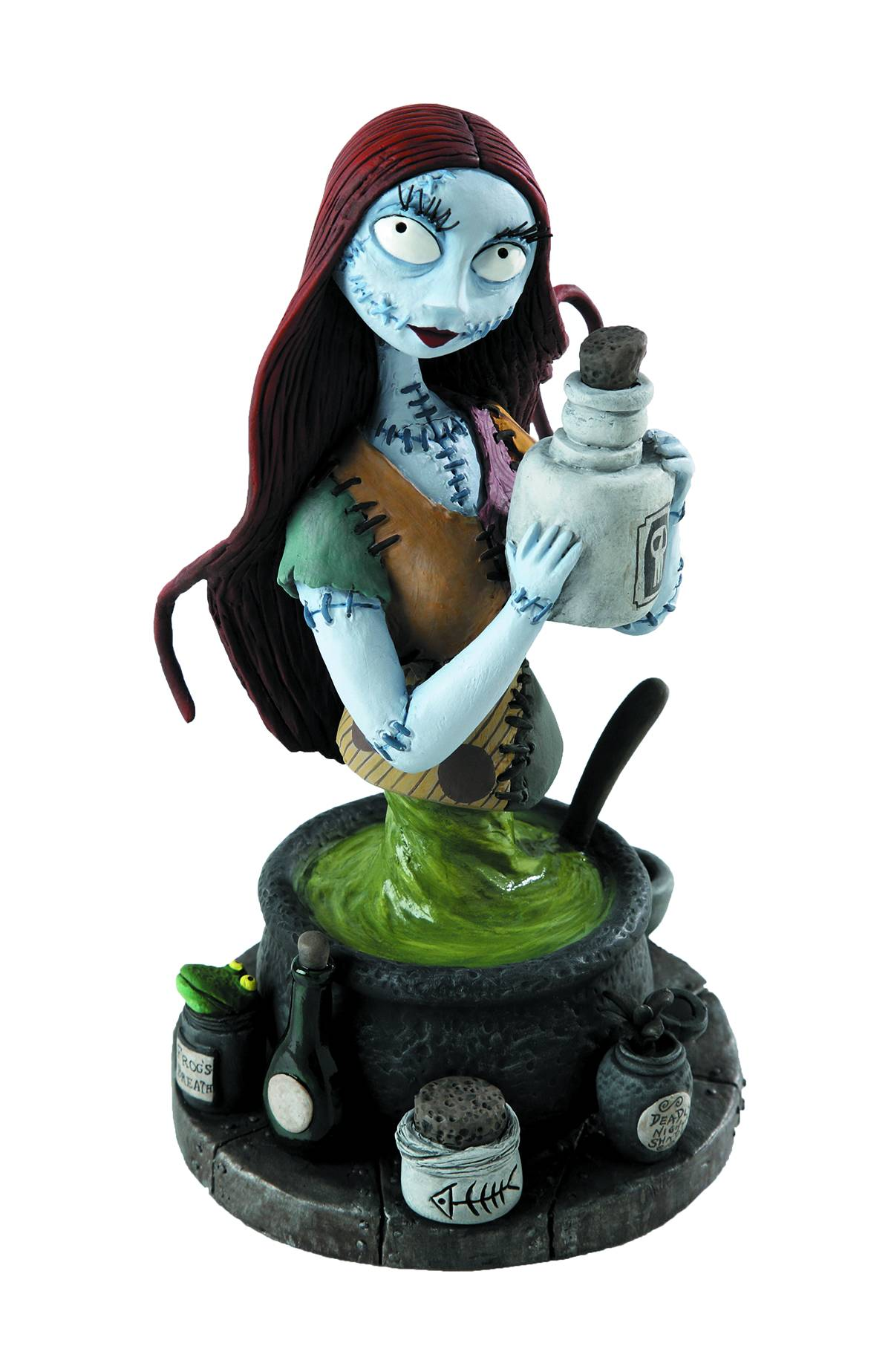 Nightmare Before Christmas Statues and Busts from This Our Town of ...