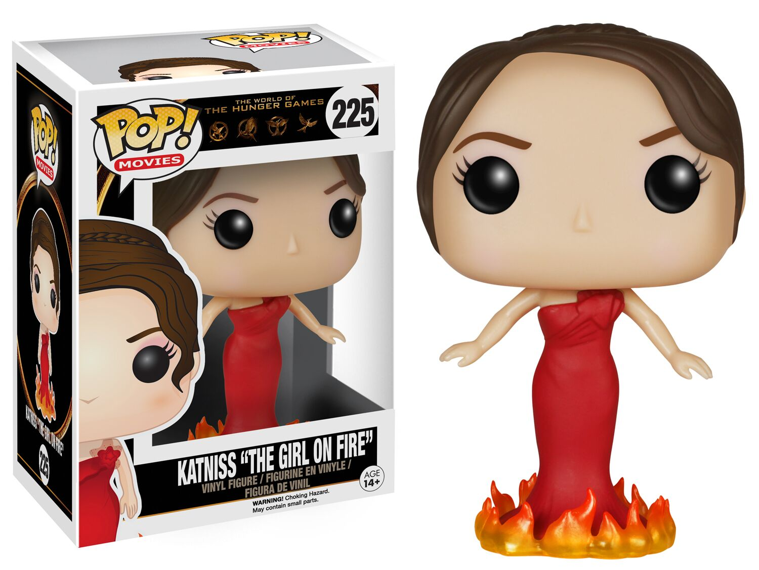 The Hunger Games Have Begun With Pop Vinyl Figures From Funko