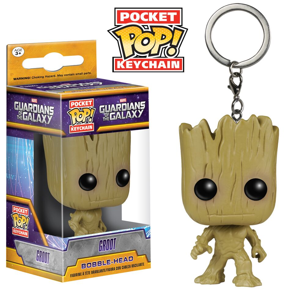 Guardians of the Galaxy Pocket Pop