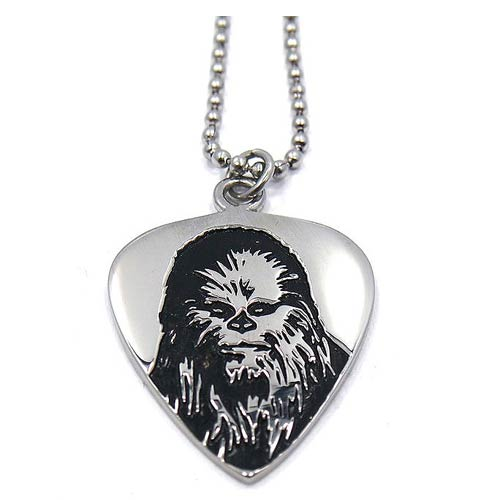 Chewbacca Pick Necklace