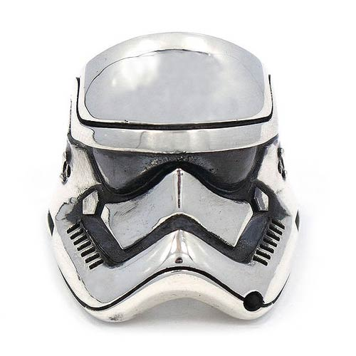 First Order Stormtrooper Ring