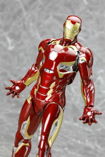 Iron Man Mark 45 ArtFX Statue