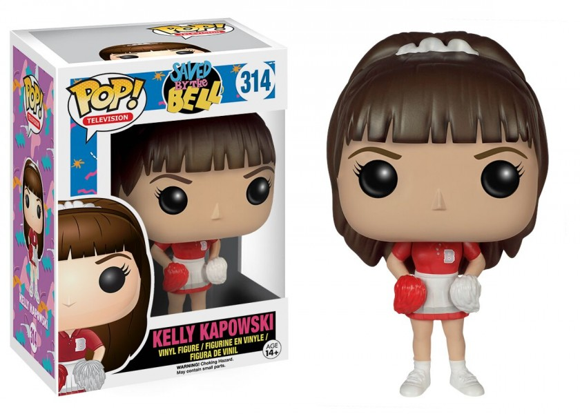 Saved by the Bell Kelly Pop! Vinyl