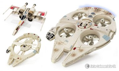 Pilot Your Own Star Wars Vehicle and Make the Jump to Lightspeed