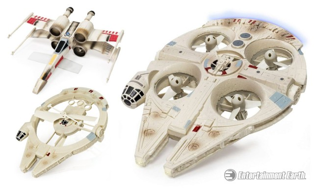 Air Hogs Star Wars Remote Control Vehicles