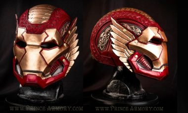 Asgardian Iron Man Suit by Prince Armory Is Truly a Creation of Wonder