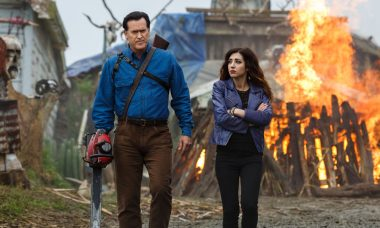 Meet the Characters of Upcoming Ash vs Evil Dead Series in New Featurette
