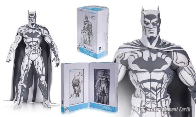 Batman Black and White by Jim Lee Action Figure - San Diego Comic Con 2015 Exclusive