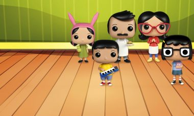 Bob's Burgers Pop! Are the Belchers from the Womb to the Tomb
