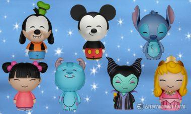Join the Jamboree with Adorable New Disney Dorbz Vinyl Figures