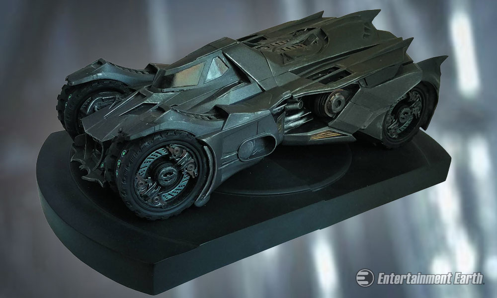Batmobile Bookends