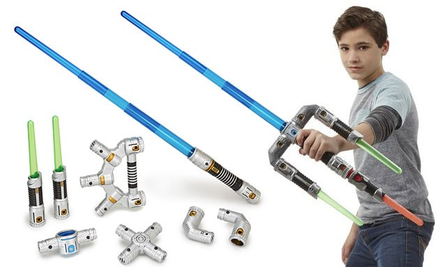 Star Wars: Episode VII – The Force Awakens Bladebuilders Jedi Master Lightsaber