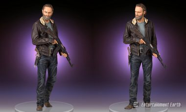 Rick Grimes Statue Is The Walking Dead Statue You Need for a Collectible Apocalypse