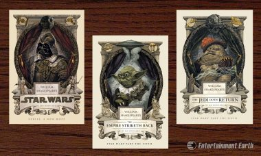 Hark! Star Wars Shakespeare Books Are Clever, Fun, and Not to Be Missed